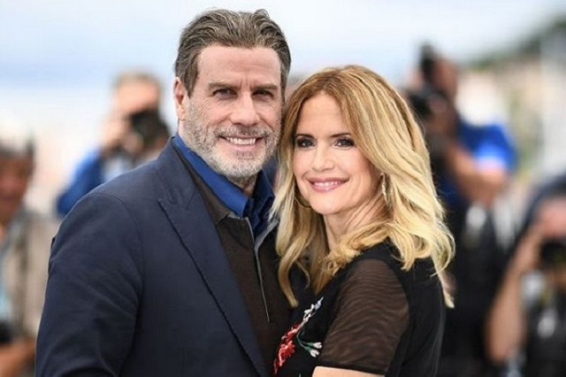 Kelly Preston mantuvo en secreto su lucha contra el cáncer de mama