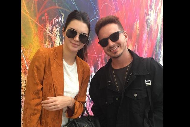 J Balvin y  Kendall Jenner  ¿son novios?