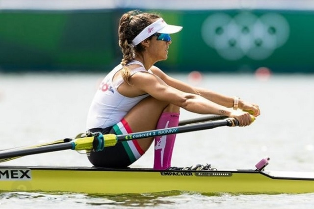 Foto: Facebook / Comité Olímpico Mexicano