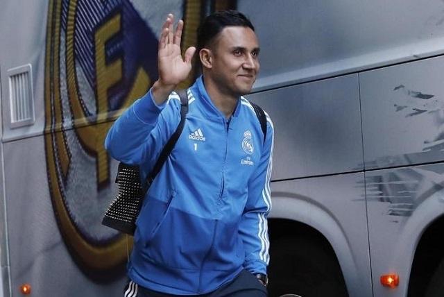 El Real Madrid le da las gracias a Keylor Navas