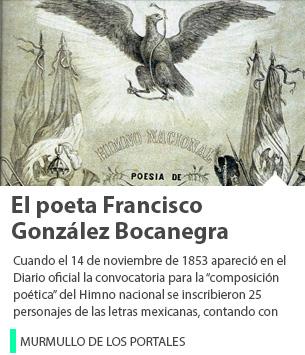 El poeta Francisco González Bocanegra