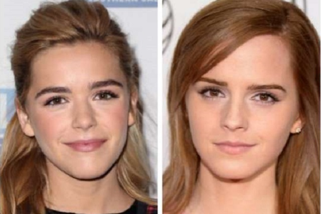 La nueva Sabrina Spellman es idéntica a Emma Watson
