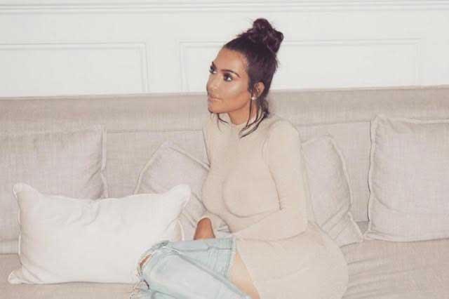 Destapan video de Donald Trump criticando a Kim Kardashian
