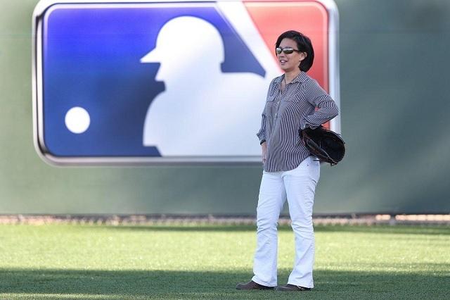 Kim NG, la primera mujer en arribar a la MLB como gerente general