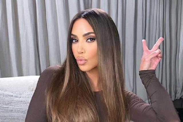 Kim Kardashian recibió de regalo de cumpleaños un millón de dólares
