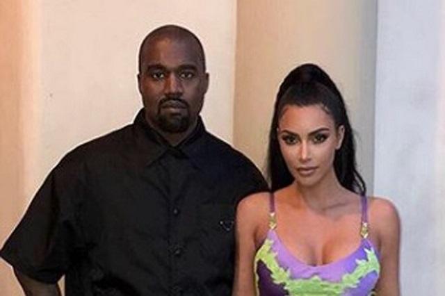 Policía llega a fiesta con tintes religiosos de Kim Kardashian