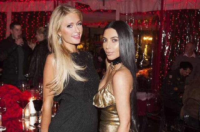 ¿Paris Hilton o Kim Kardashian? ¿Quién luce mejor con la misma prenda?