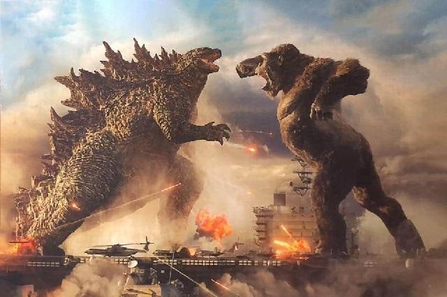 ¿Cuándo se estrena Godzilla vs Kong en México?