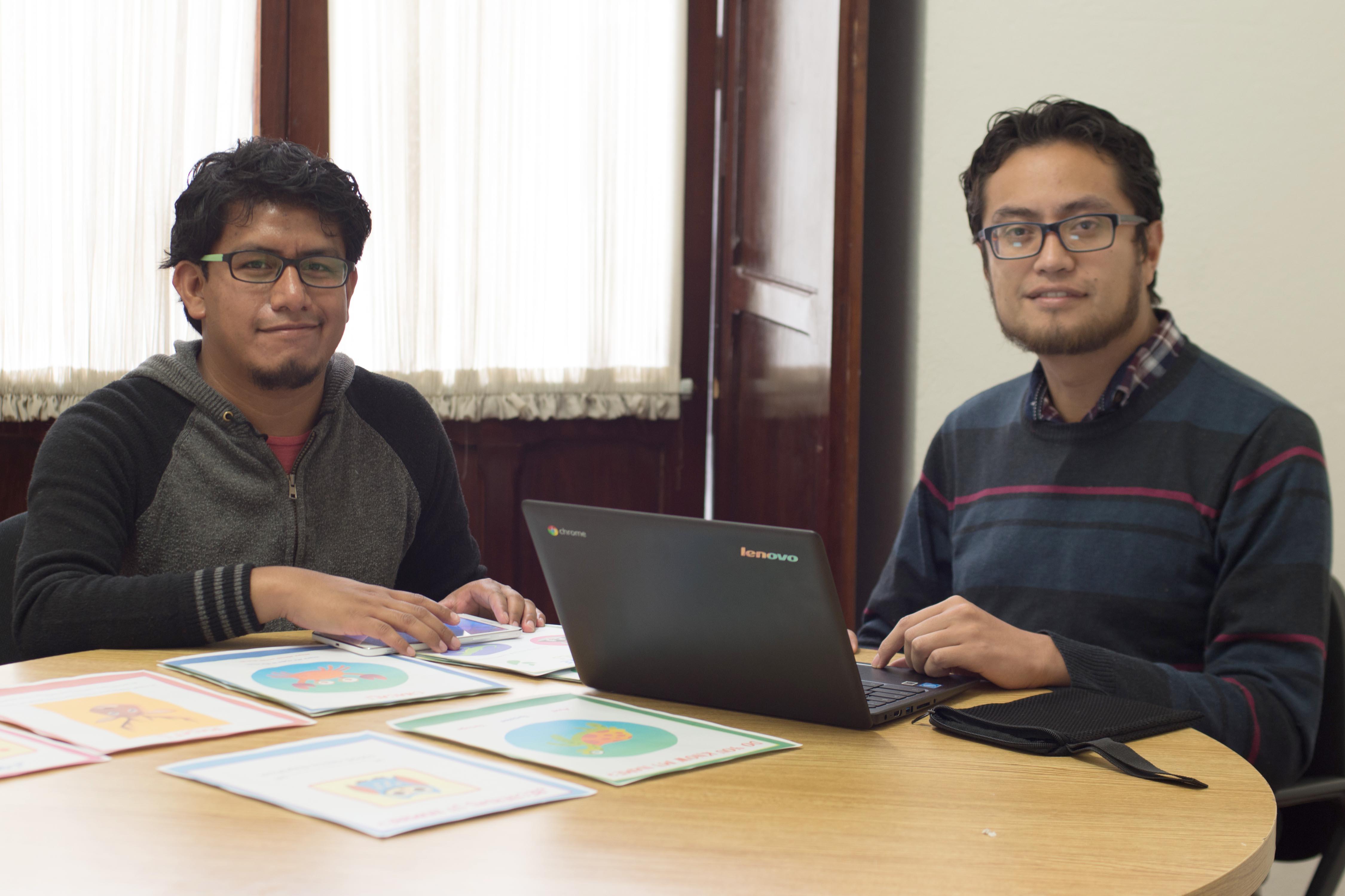 Desarrollan plataforma interactiva para enseñar español, náhuatl e inglés