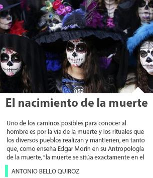 El nacimiento de la muerte