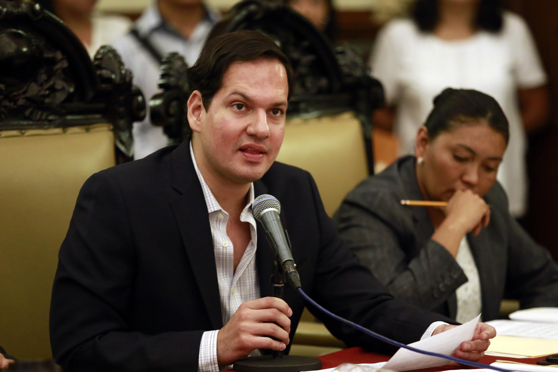 Juan Pablo Kuri augura éxito a Corredor Comercial en Puebla