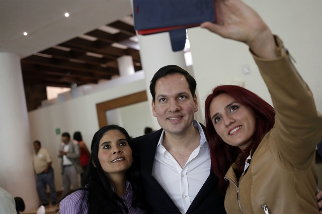 PVEM aumentará participación política en 2017: Juan Pablo Kuri
