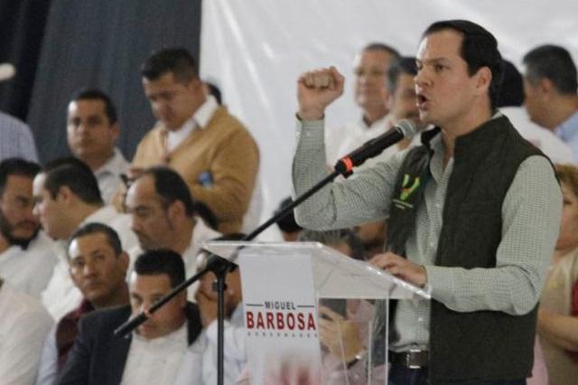 Barbosa Huerta, un hombre íntegro e incansable: Juan Pablo Kuri