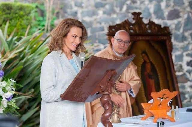 Silvia Navarro y Ari Telch inician grabaciones de La Candidata
