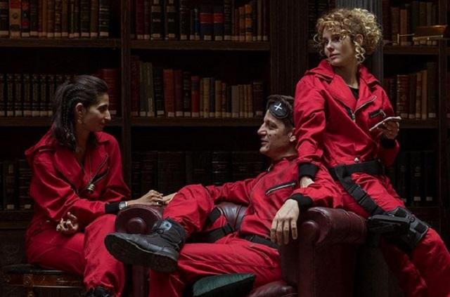 Netflix inicia grabaciones de La Casa de Papel temporada 5 y 6