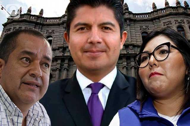 Reclama Genoveva Huerta cuotas en gobierno de Eduardo Rivera