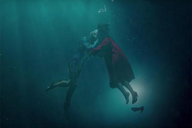 """""""La forma del agua"""" y Del Toro arrasan nominaciones al Oscar 2018"""
