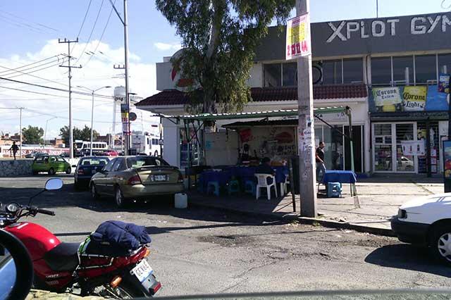 Comercio informal ahoga a La Margarita; temen disputas violentas