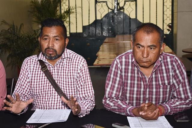 Acusan a Rivera de avalar obras irregulares en La Resurrección