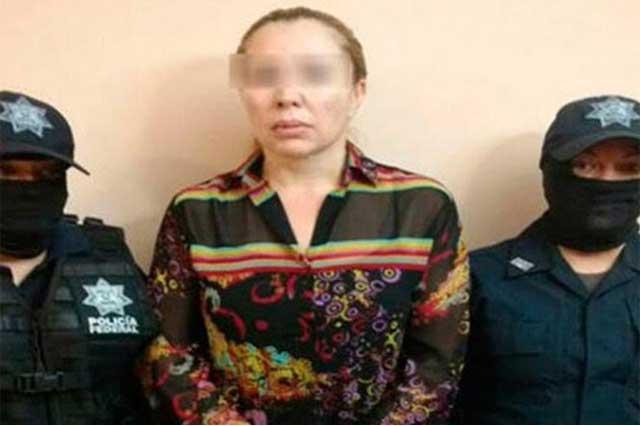 Federales capturan a La Señora, esposa de Héctor Beltrán Leyva, alias El H