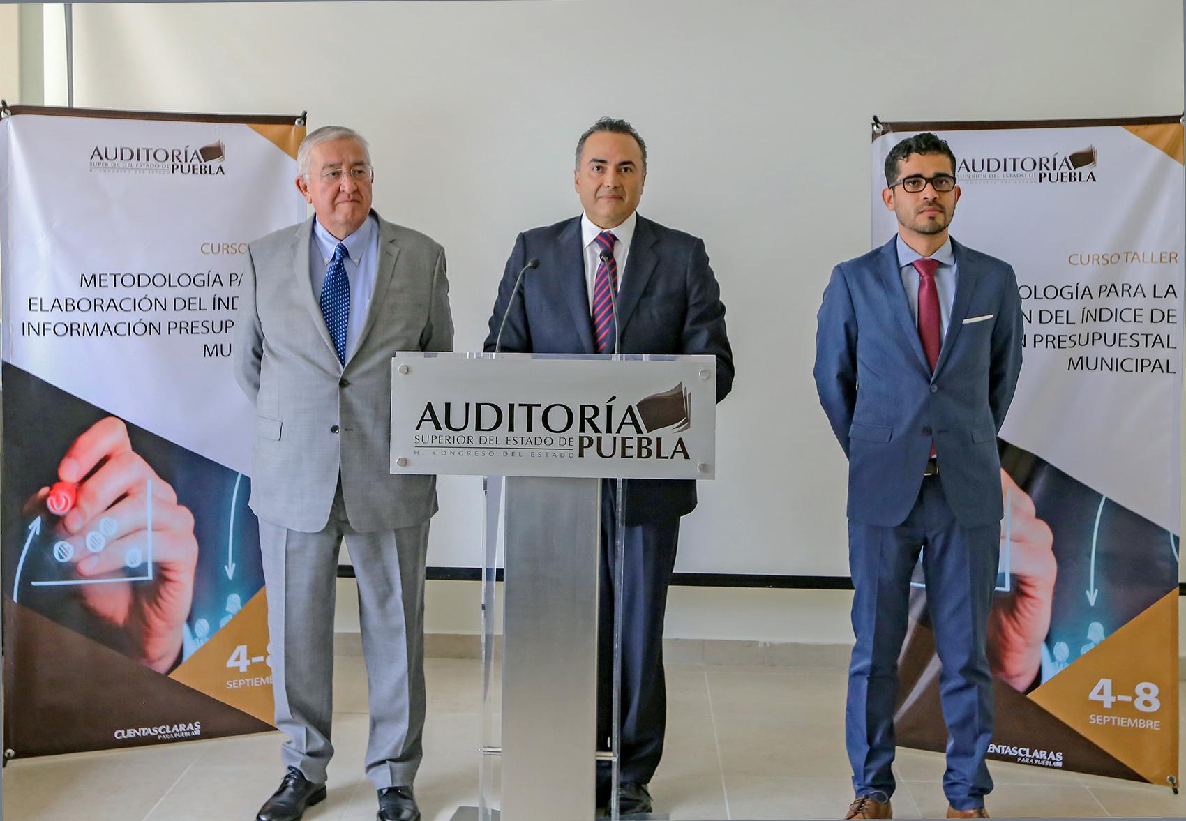Capacitan ASE e IMCO sobre Índice de Información Municipal Presupuestal