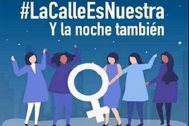 Mujeres responden #LaCalleEsNuestra al toque de queda propuesto en Veracruz