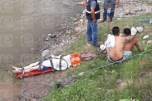 Muere hombre de la tercera edad ahogado en La Ceiba
