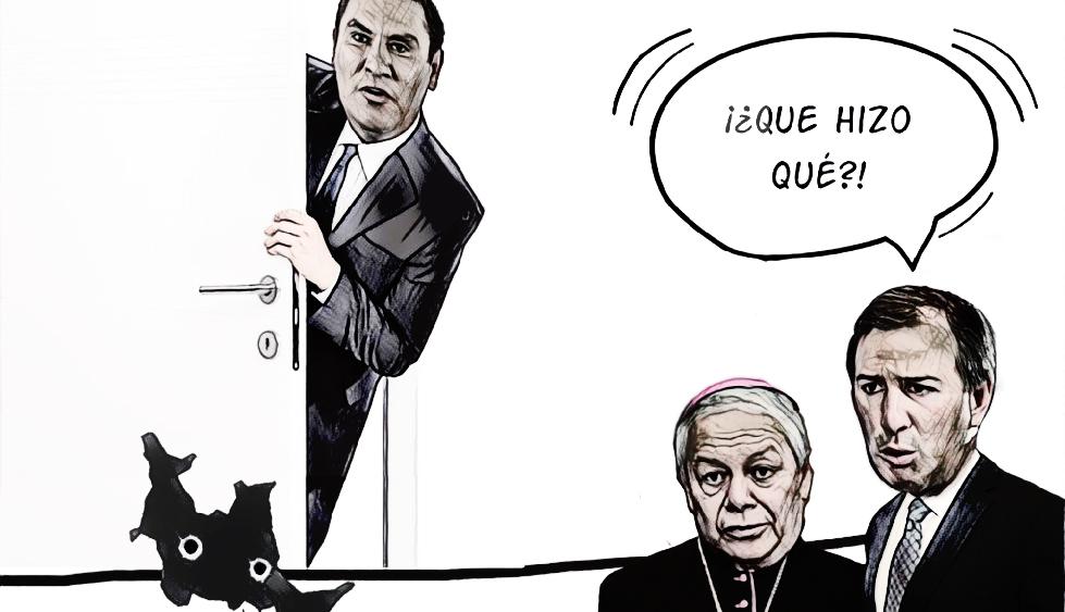 Meade comprobó en Puebla que su amigo RMV está lejos de ser un buen aliado