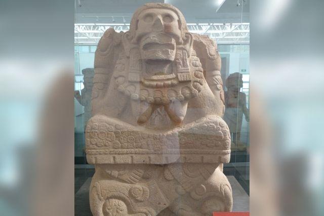 INAH se lleva a la Diosa de Tehuacán, sectores se oponen