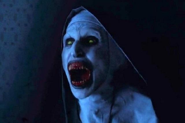 Youtube retira tráiler de La Monja por considerarlo terrorífico