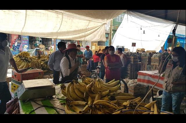 Piden a pobladores de Tehuacán comprar mercancía de La Purísima