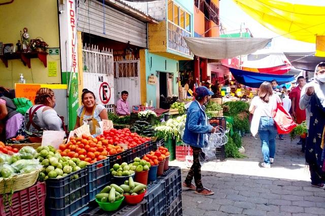 Exigen a comerciantes de La Purísima respetar medidas contra Covid-19