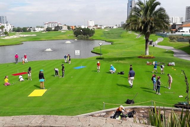 La Vista Country Club lanza su propia academia de golf