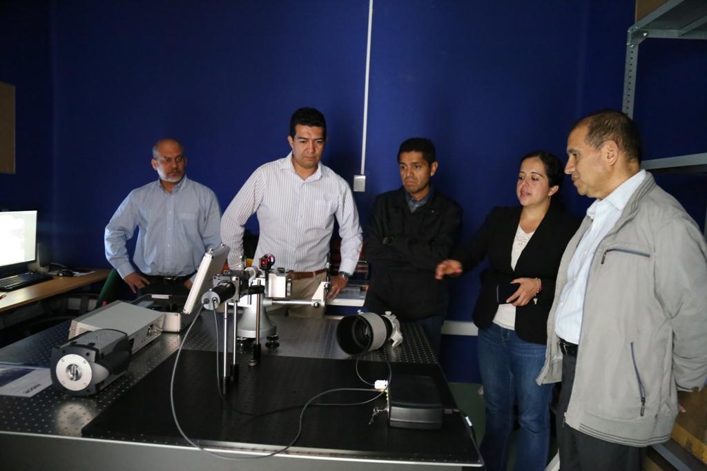 Desarrolla INAOE técnicas de observación astronómica