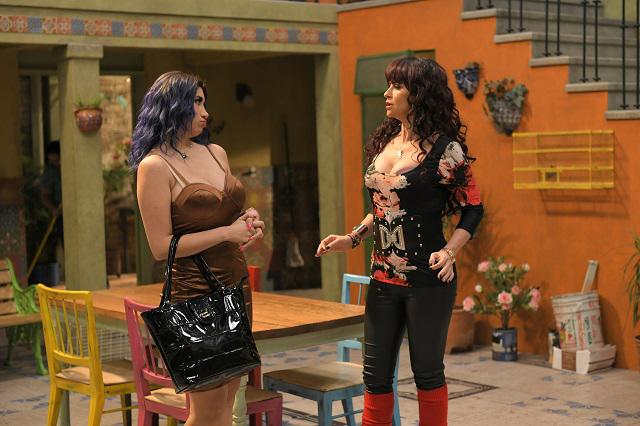 La bebeshita debuta como actriz en Educando a Nina