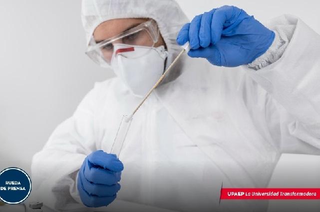Más de 2 mil pruebas de Covid, en laboratorio de la UPAEP