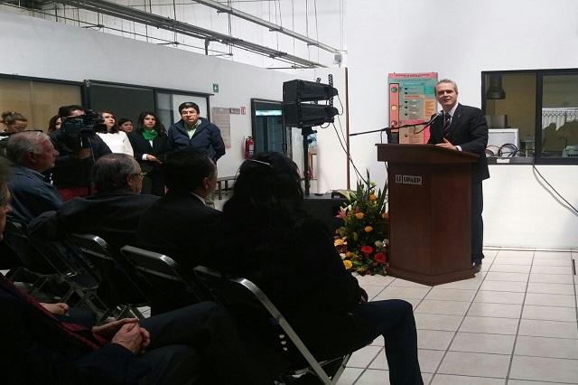 Inaugura Upaep tres laboratorios de investigación biotecnoambiental