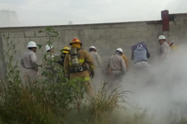 Cierra Pemex válvula tras fuga de gas en Villa Frontera