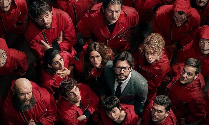 ¿Netflix adelanta el estreno de La Casa de Papel 4?