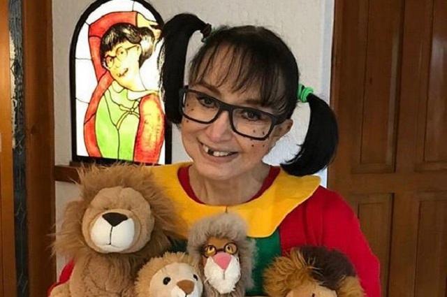 Con foto, La Chilidrina calla rumores de que murió por coronavirus