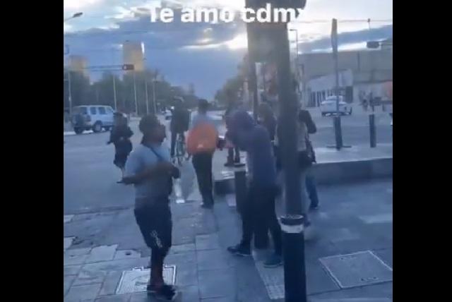 Video: Otra vez La Chona pone a bailar a mexicanos y se hace viral