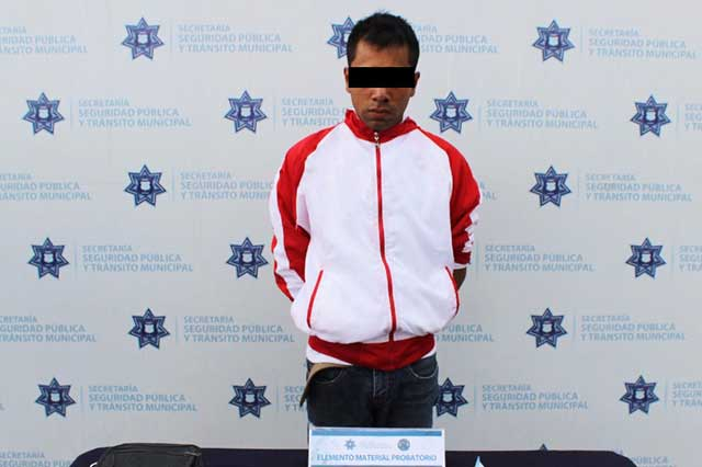Detienen a presunto ladrón de negocio en La Margarita
