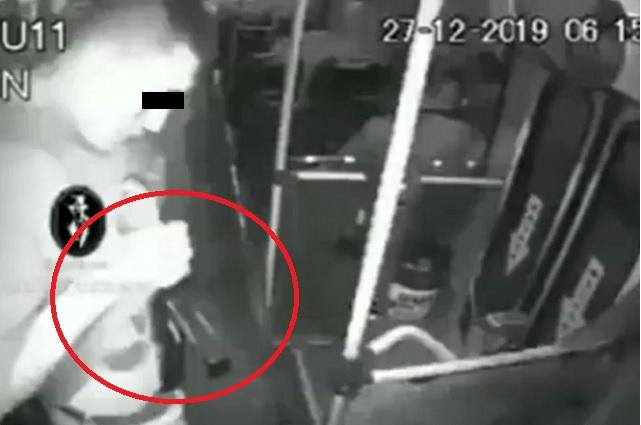 Ladrón se dispara a sí mismo cuando intentaba asaltar a pasajeros