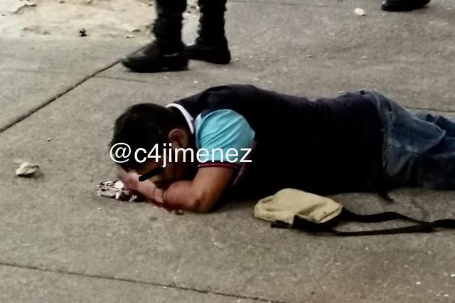 Ladrón se quita la vida tras ser detenido en CDMX
