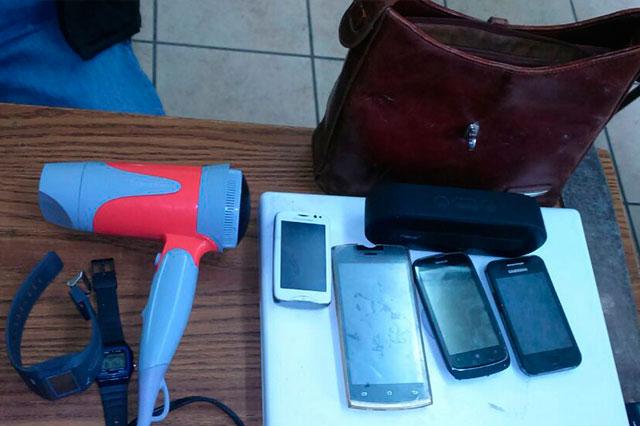 Atrapan a ladrón de casas en Arboledas de Loma Bella