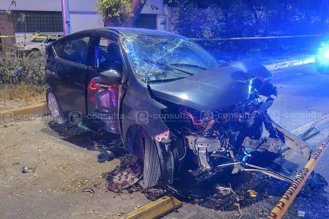 Caen 2 ladrones de autopartes tras persecución y balacera en La Noria