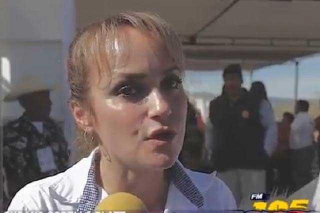 #LadyNoMeAlcanza Dice diputada que no recibe suficiente dinero