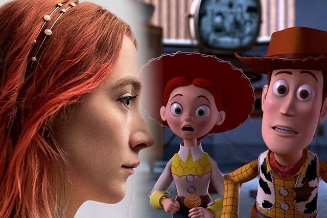Lady Bird, la película que superó a Toy Story en Rotten Tomatoes