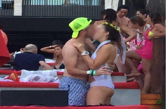 #LadyCoralina Chico cancela boda al ver a su prometida besando a otro