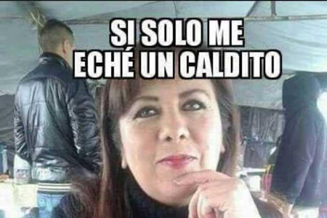 Lady Chacal: Los memes de la maestra involucrada en escándalo sexual